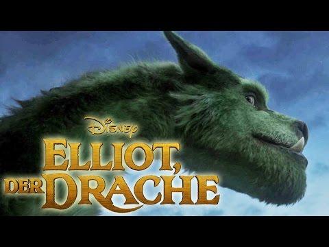 ELLIOT, DER DRACHE - Offizieller Trailer (deutsch | german) - Disney HD