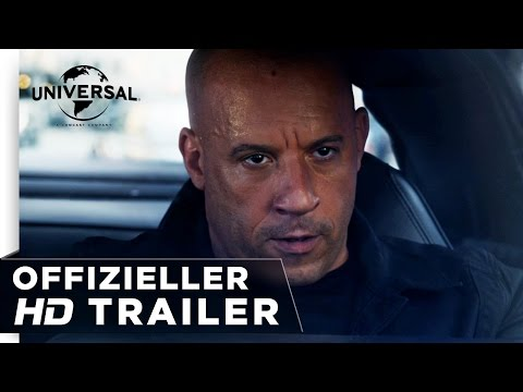 Fast & Furious 8 - Trailer #2 deutsch/german HD