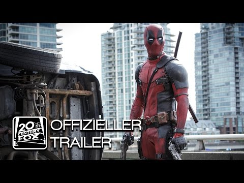 Deadpool | Trailer 1 | Deutsch HD German (Greenband; Ryan Reynolds)