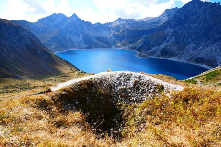 Montafon, Vorarlberg, Österreich