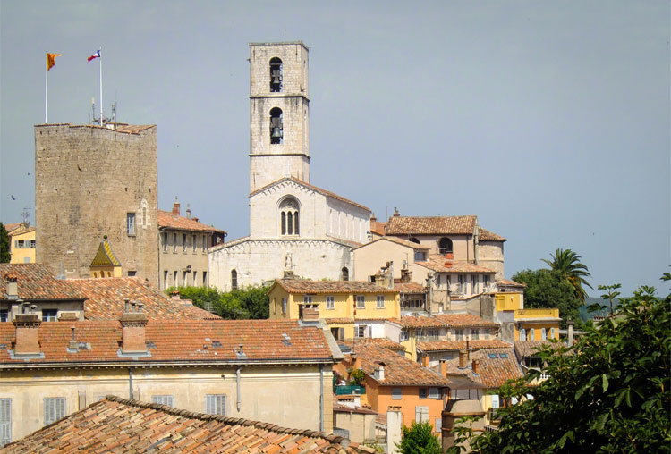 Grasse, Provence, Frankreich