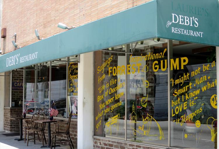 Debi's Restaurant, Savannah, Georgia