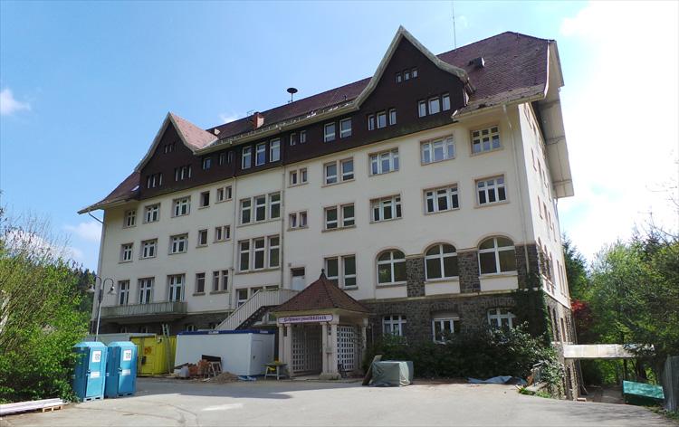 Schwarzwaldklinik Glottertal Heute