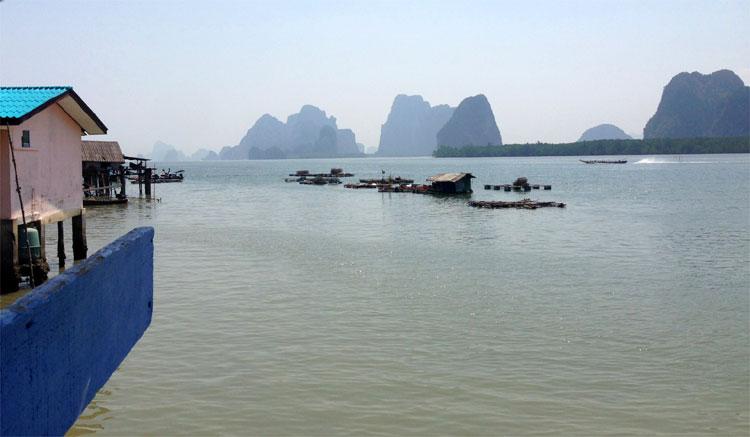 Koh Panyi, Phang Nga Bucht, Thailand © Andrea David
