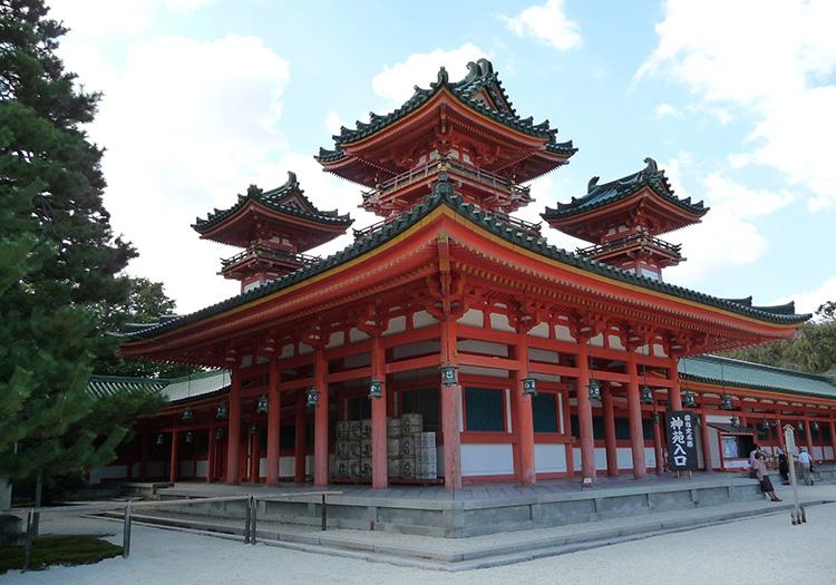 Heian-Schrein, Kyoto