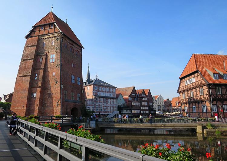 """""""Rote Rosen""""-Drehort Hotel Bergström in Lüneburg"""