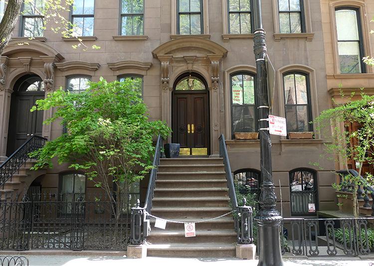 Apartment von Carrie Bradshaw in Greenwich Village, New York City