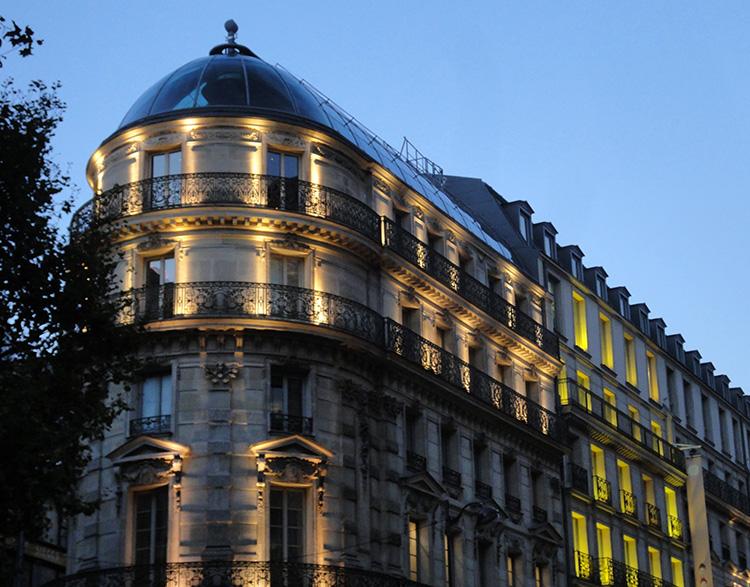The Kong, Paris