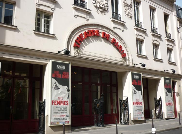 Theatre de Paris © Frank Weber