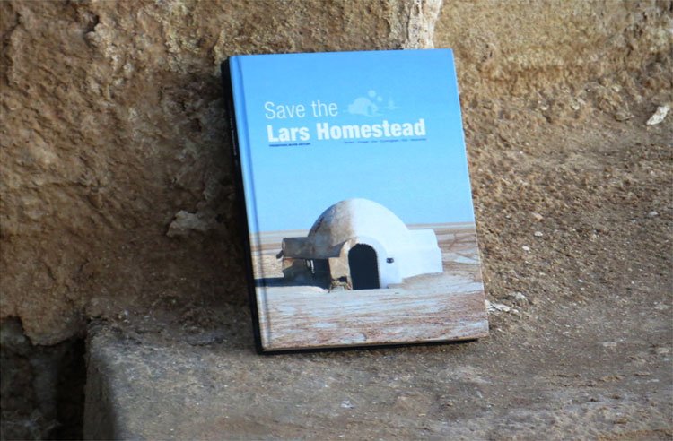 "Aktion ""Save the Lars Homestead"" © Star Wars Fans Nürnberg e.V."
