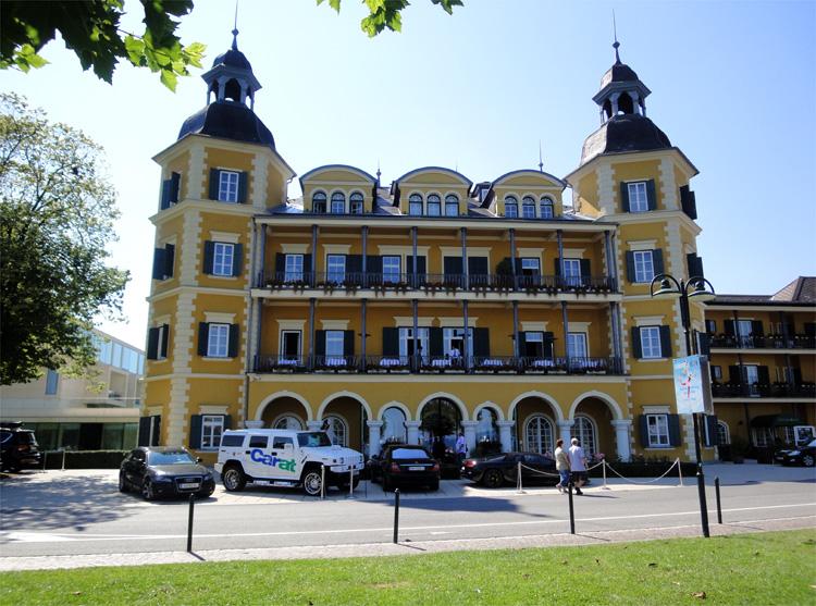 Falkensteiner Schlosshotel Velden, Wörthersee, Kärnten © Andrea David