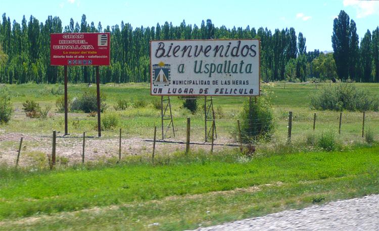 Uspallata, Argentinien © Andrea David