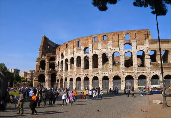 Kolosseum, Rom © Andrea David