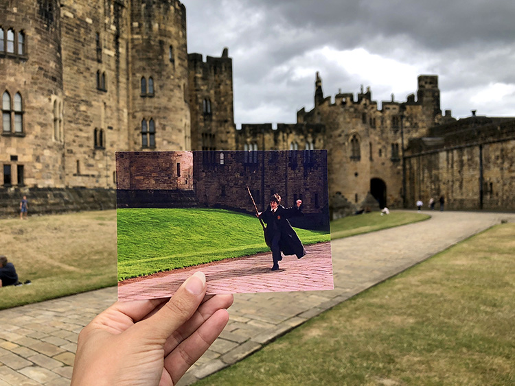 Wo Ist Hogwarts