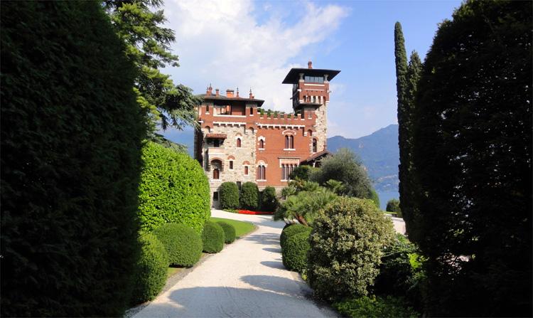Villa Gaeta, Comer See