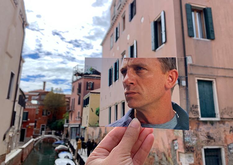 """Casino Royale""-Drehort in der Fondamenta della Toletta, Venedig"