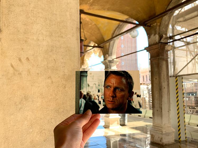 """Casino Royale""-Drehort Piazza San Marco, Venedig"