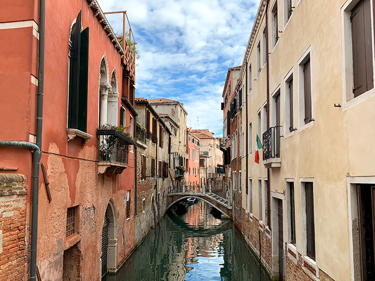 Ponte del Malpaga, Venedig