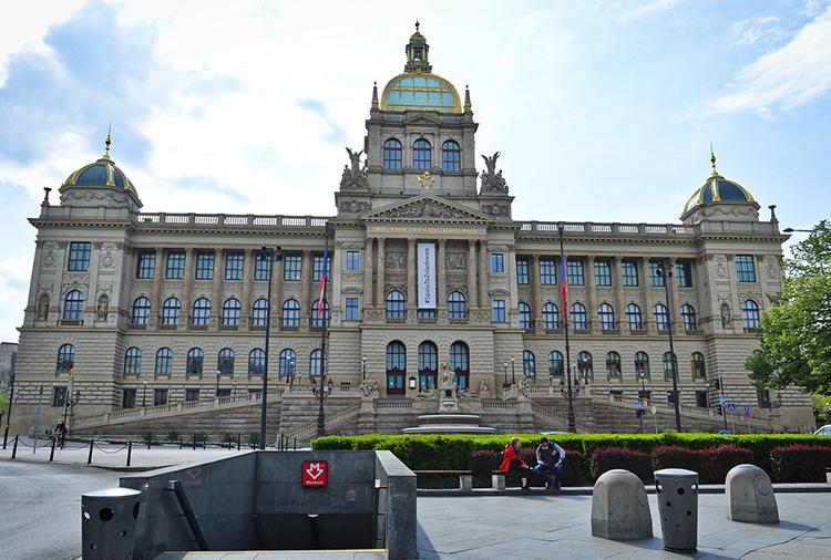 Nationalmuseum, Prag