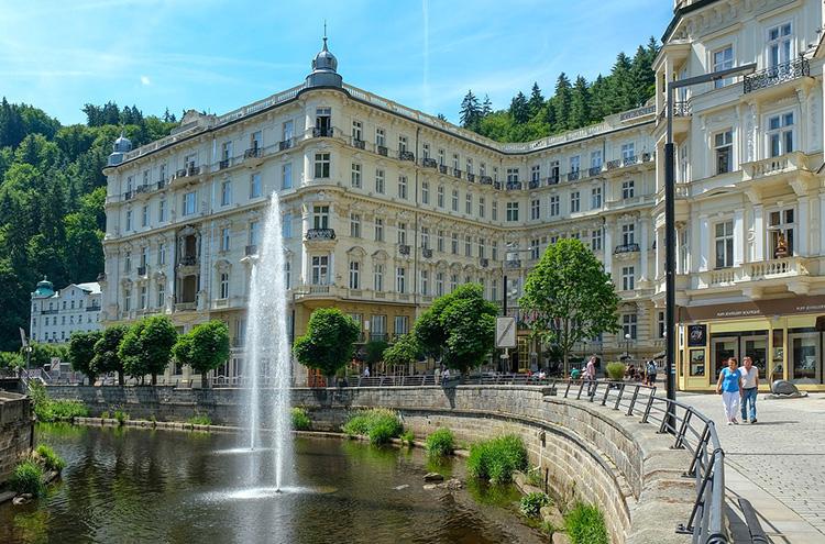 Grandhotel Pupp, Karlsbad, Tschechien