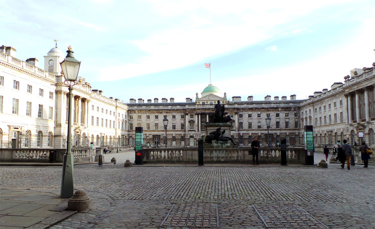 Somerset House, London © Andrea David