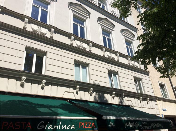 Mannis Wohnung, Wörthstraße 7, München © Andrea David