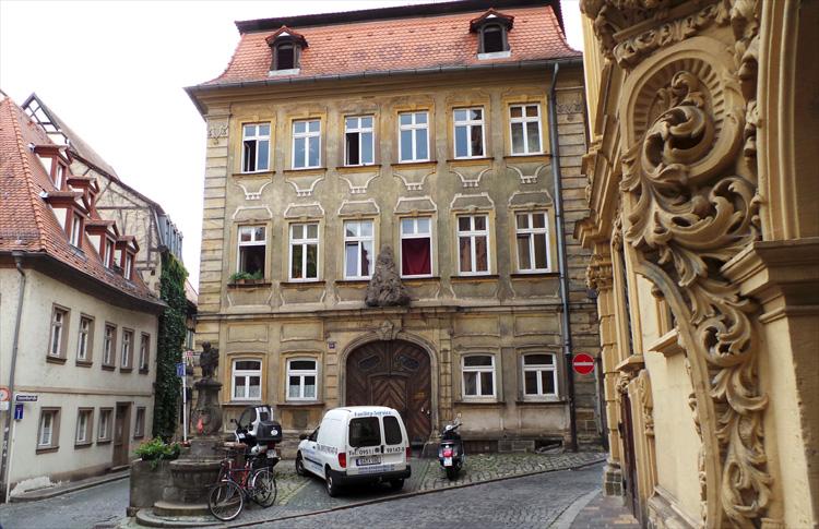 Sams Drehort in Bamberg