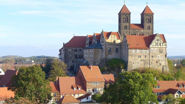 Schloss Quedlinburg, Sachsen-Anhalt