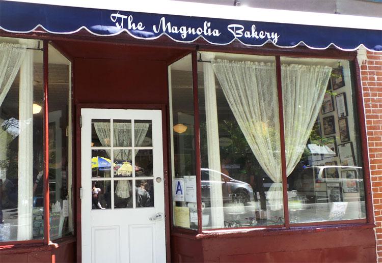 Cupcakes in der Magnolia Bakery, New York © Andrea David