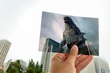 Godzilla-Drehort in San Francisco