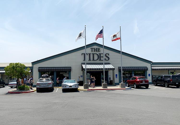 The Tides Wharf, Bodega Bay