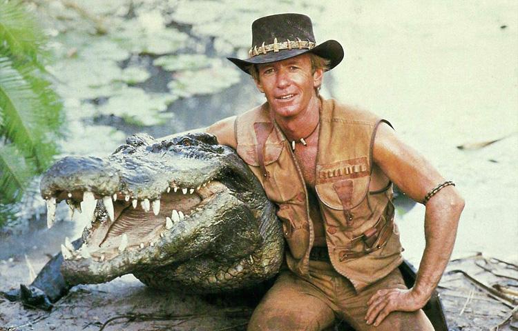 "Die Drehorte aus ""Crocodile Dundee"""