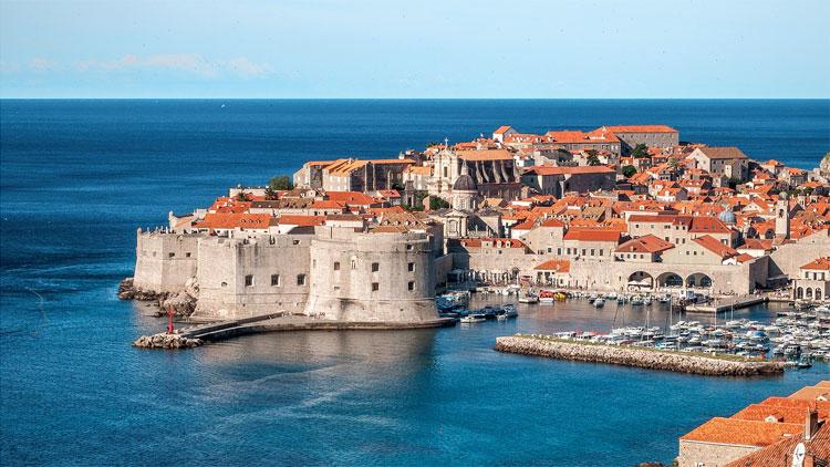 """Drehort für """"Königsmund"""", Dubrovnik, Kroatien"""