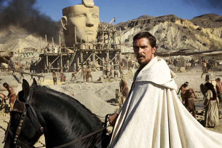 """Szene aus """"Exodus - Götter und Könige"""" auf Fuerteventura"""