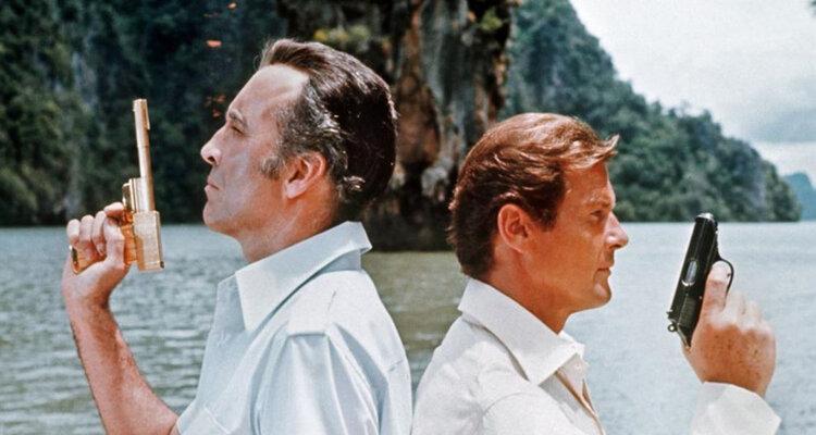 James Bond Der Mann Mit Dem Goldenen Colt Stream