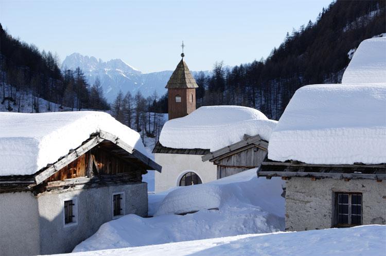 Fane Alm, Valsertal, Südtirol © Andrè Pöhlmann / Ski- & Almenregion Gitschberg Jochtal