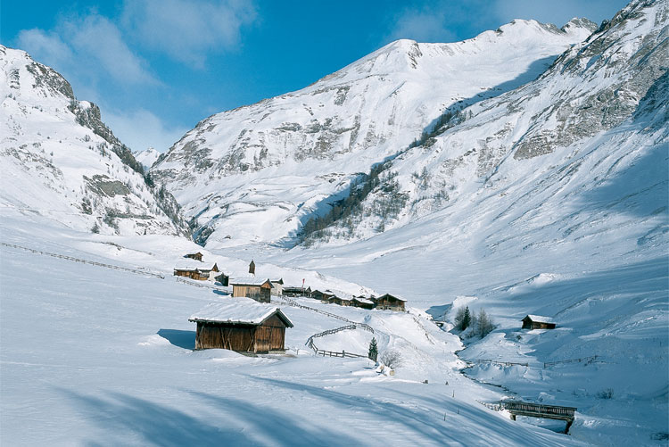 Fane Alm, Valsertal, Südtirol © Ski- & Almenregion Gitschberg Jochtal