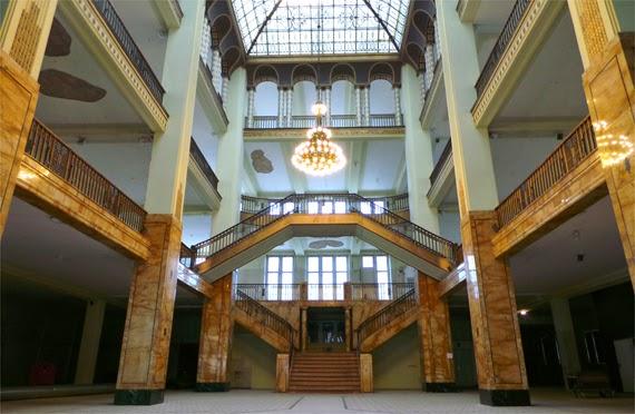 Grand Budapest Hotel Drehort