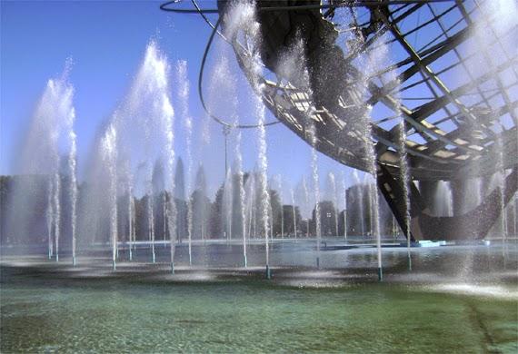 Unisphere, Flushing Meadows, Queens, New York