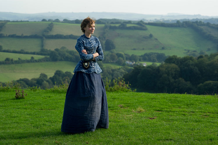 Bathsheba Everdene (Carey Mulligan) © 2015 Twentieth Century Fox