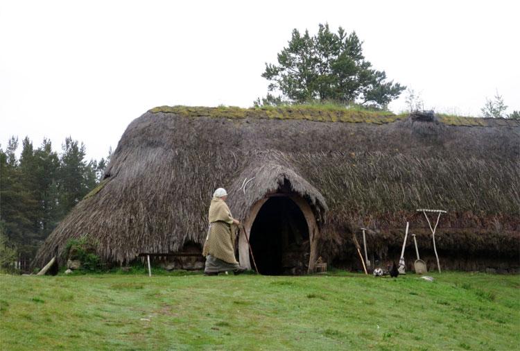 Highland Folk Museum, Newtonmore, Schottland © Andrea David