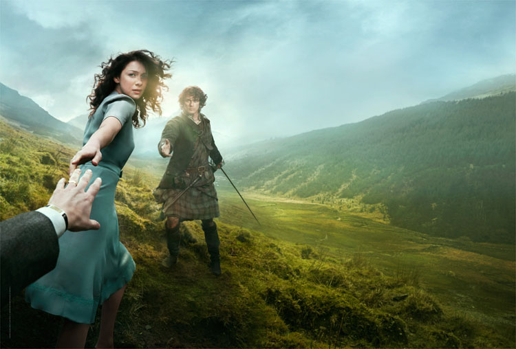 Outlander © 2014, 2015 Sony Pictures Television Inc. All Rights Reserved