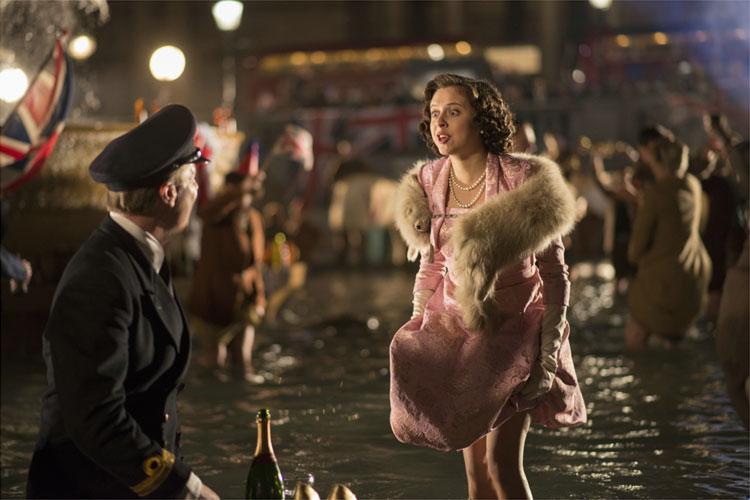Bel Powley als Prinzessin Margaret © 2015 Concorde Filmverleih GmbH