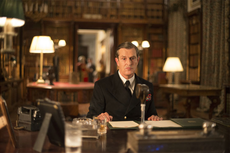 Rupert Everett als König George VI. © 2015 Concorde Filmverleih GmbH