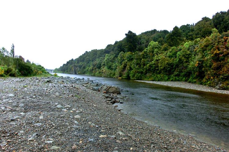 """River Anduin"", Neuseeland © Corinna Laimer"