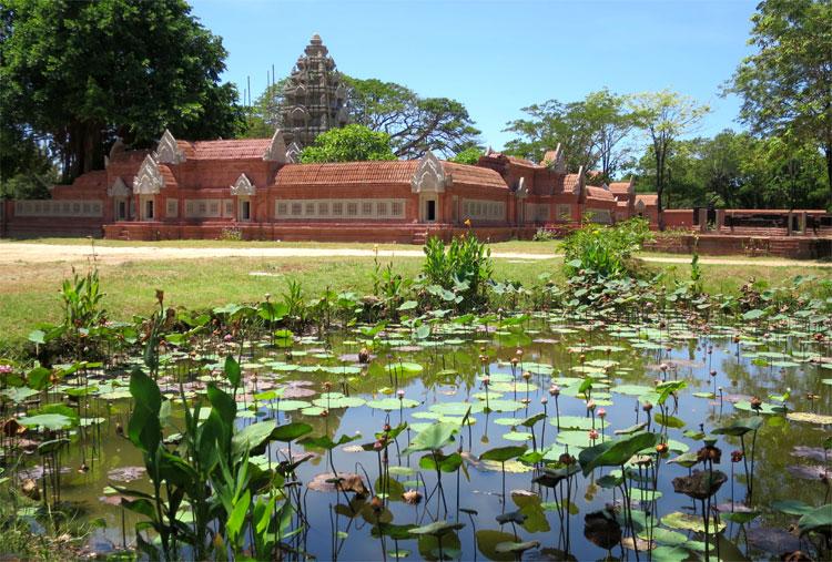 Phimai Sanctuary, Ancient City, Muang Boran, Thailand © Andrea David