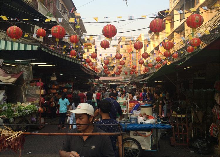 Chinatown, Bangkok, Thailand © Andrea David