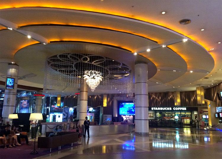 Paragon Cineplex, Bangkok, Thailand © Andrea David