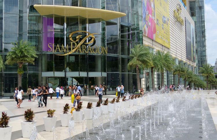 Siam Paragon, Bangkok, Thailand © Andrea David