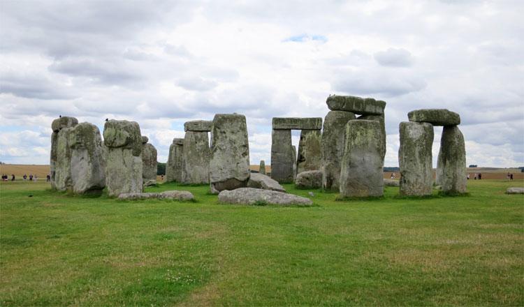 Stonehenge, England © Andrea David